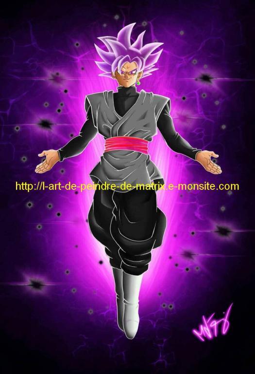 San Goku Black