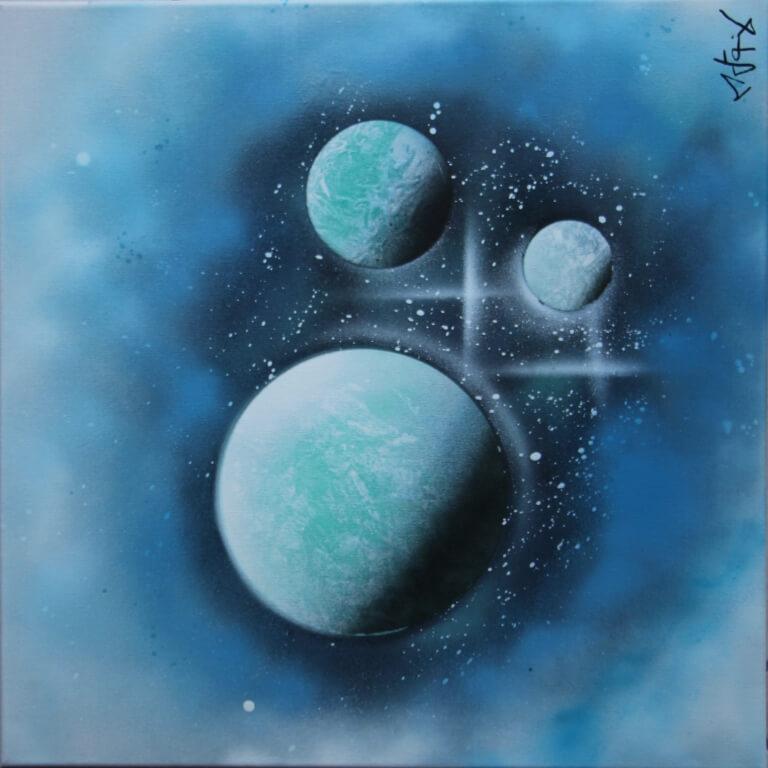 Planètes froides