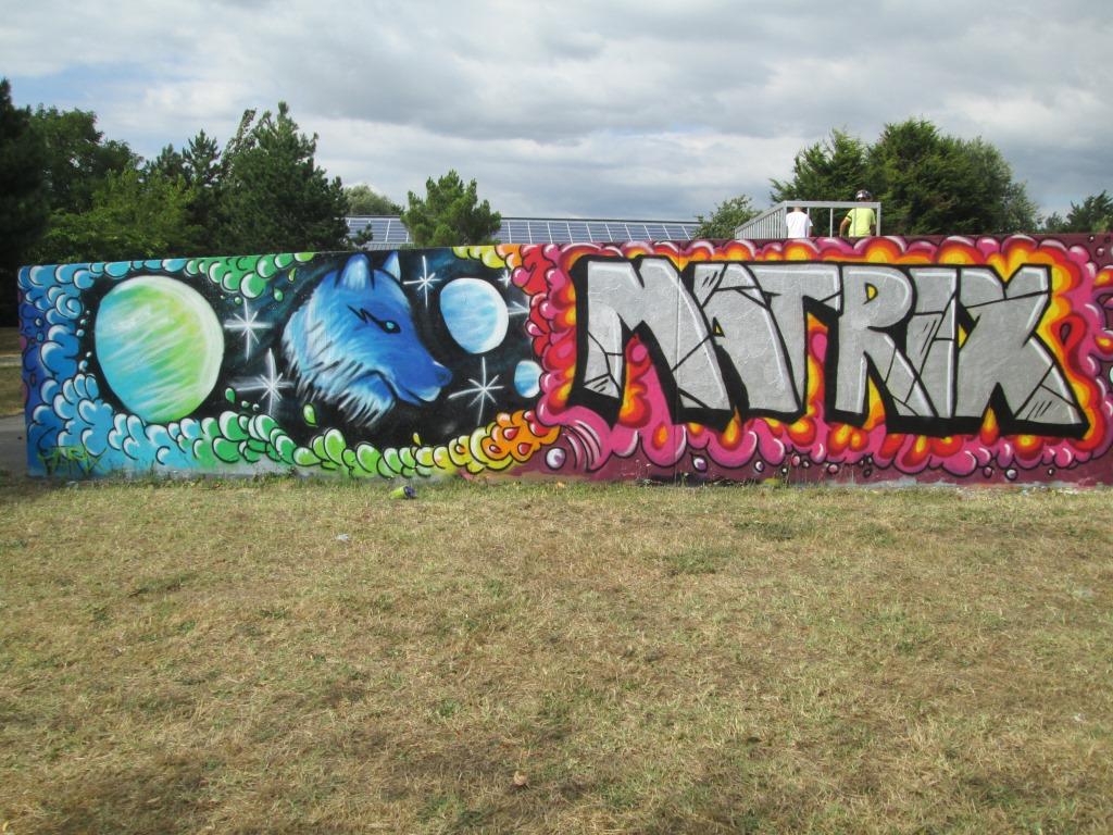 Ma galerie GRAFFITI